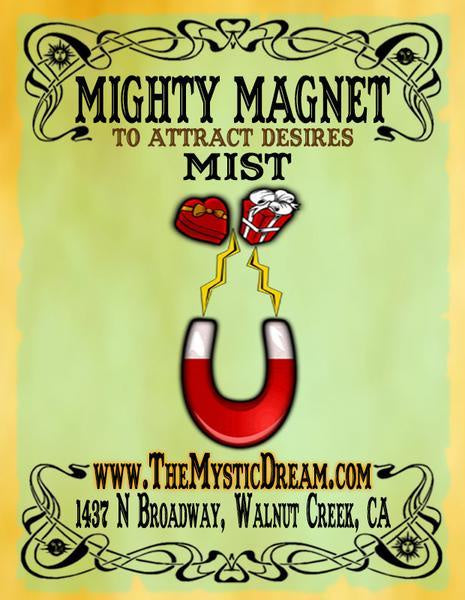 Mighty Magnet Mist