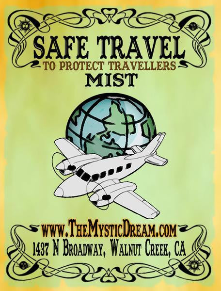 Safe Travel Mist