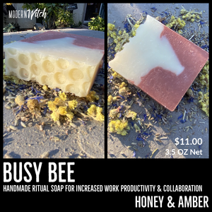 Busy Bee Ritual Soap