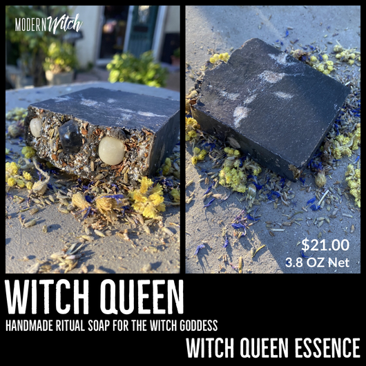 Witch Queen Ritual Soap