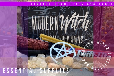 Modern Witch Essential Supplies Box