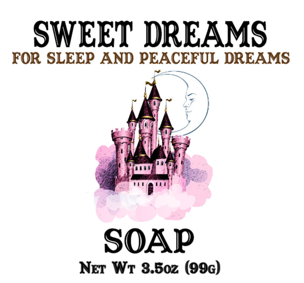 Sweet Dreams Soap