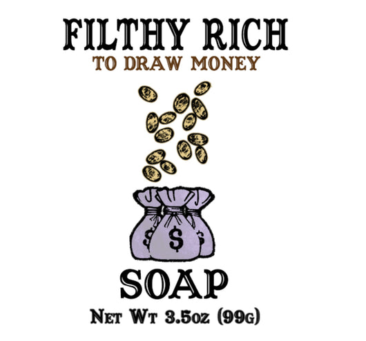 Filthy Rich Soap