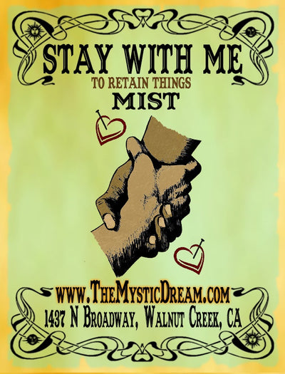 Stay With Me Mist