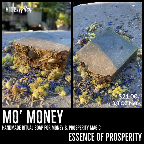 Mo' Money Ritual Soap