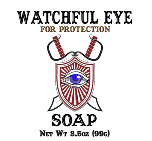 Watchful Eye Of Protection Soap
