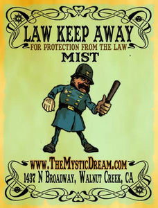 Law Keep Away Mist