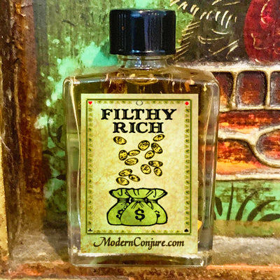 Filthy Rich Conjure Oil
