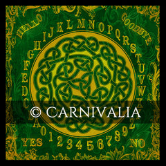 Forest Celtic Pendulum Board
