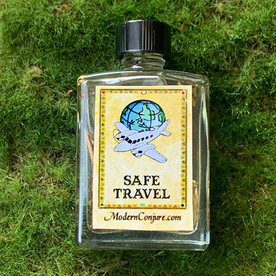 Safe Travel Conjure Oil