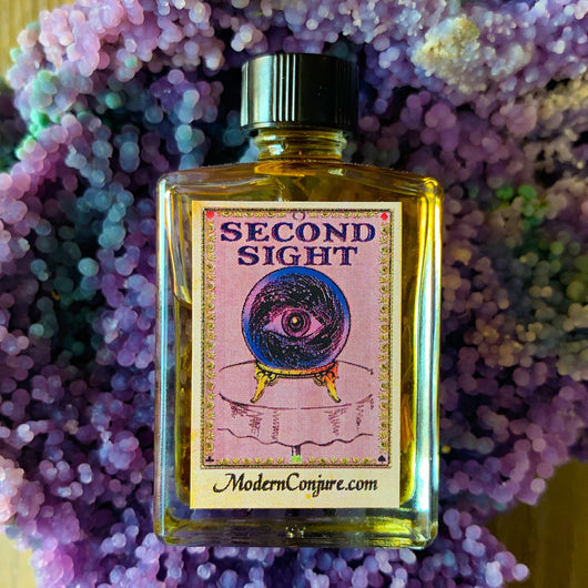 Second Sight Conjure Oil
