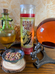 Stay With Me Candle
