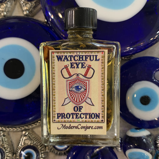 Watchful Eye Conjure Oil