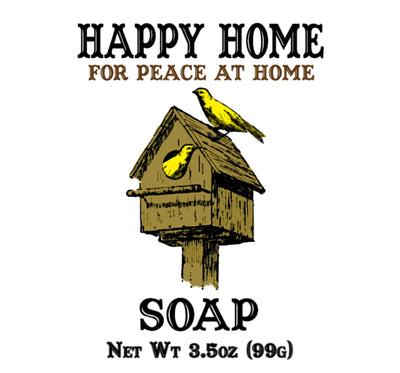 Happy Home Soap