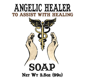 Angelic Healer Soap