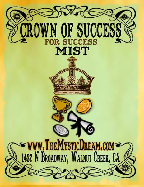 Crown of Success Mist