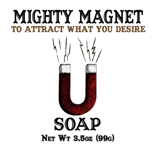 Mighty Magnet Soap