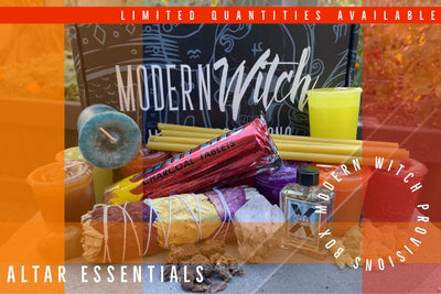 Modern Witch Altar Essentials Box Set