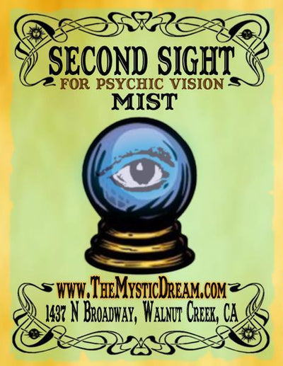 Second Sight Mist