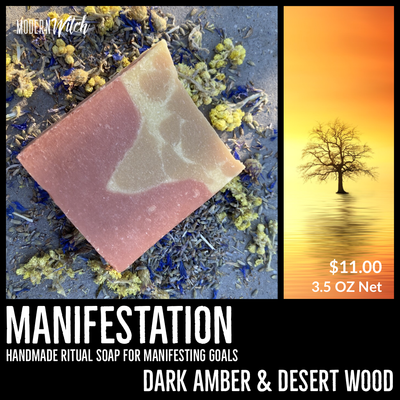 Manifestation Ritual Soap