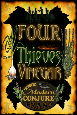 Four Thieves Vinegar