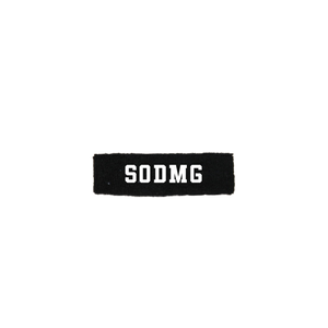 SODMG Headband - Black