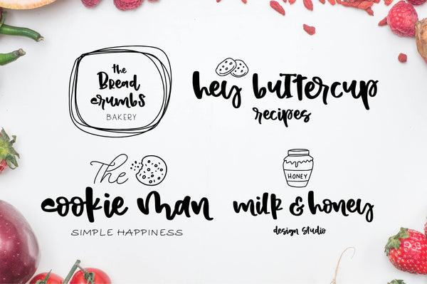 Strawberry Shortcake font
