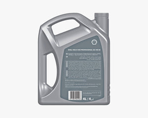 Shell Helix HX8 Pro AG 5W-30 - 4L - Shell Lubricants Egypt
