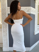 Load image into Gallery viewer, STRAP BODYCON DRESS
