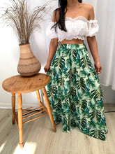 Load image into Gallery viewer, PALM MAXI SKIRT