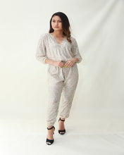 Load image into Gallery viewer, SEQUIN JUMPSUIT