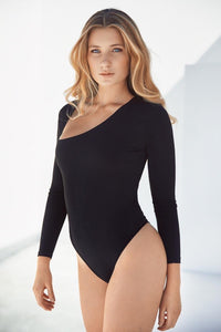 GABRIELLE CUT-OUT BODYSUIT