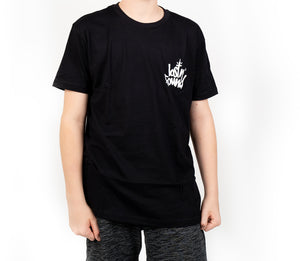 Kids lostN'Found Black Tee