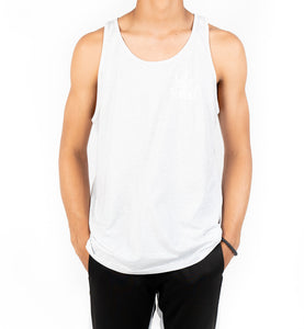 Ash Grey lostN'Found Tank Top