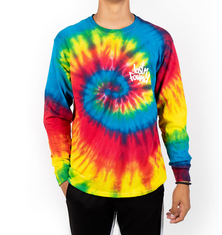 Tie Dye lostN'Found Long Sleeve