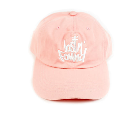 Pink lostN'Found Dad Hat
