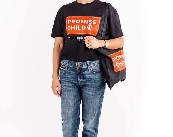 Promise Child - Black T-Shirt