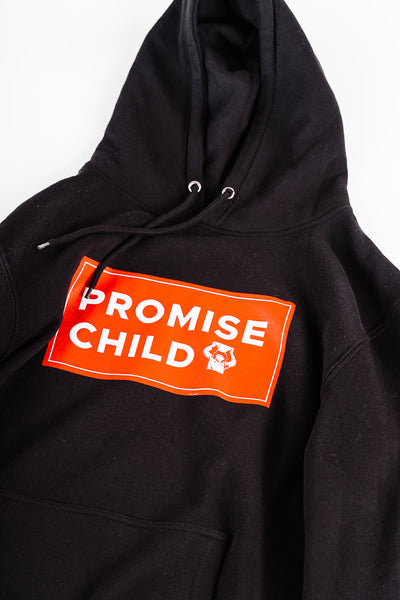 Promise Child - Black Hooded Sweatshirt