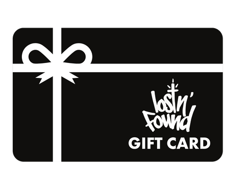 lostN'Found Clothing Gift Card
