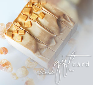 Lilasuds Gift Card