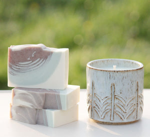 Primavera • Limited Edition Soap and Candle set
