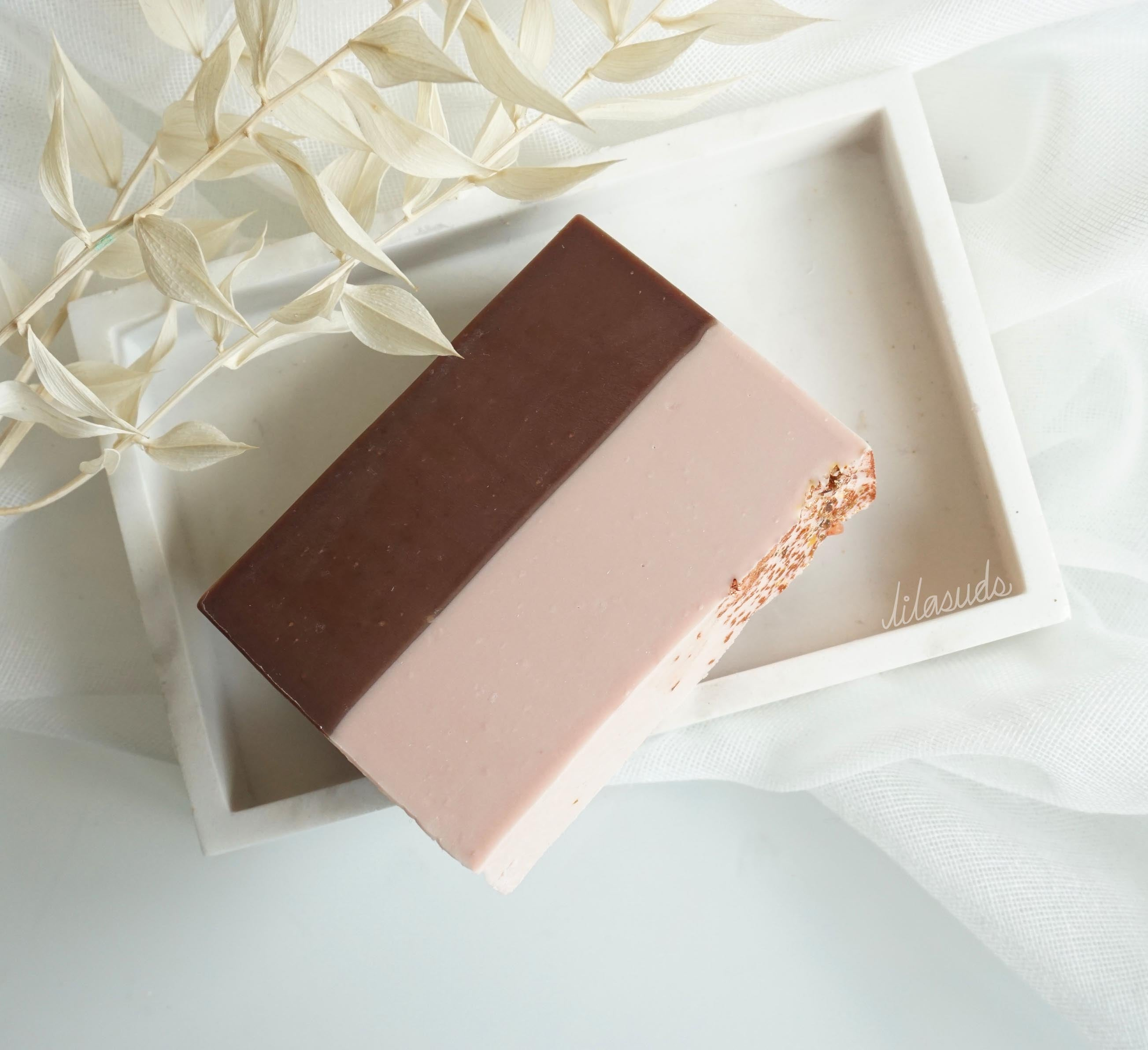Ruby Pink • Artisan Soap