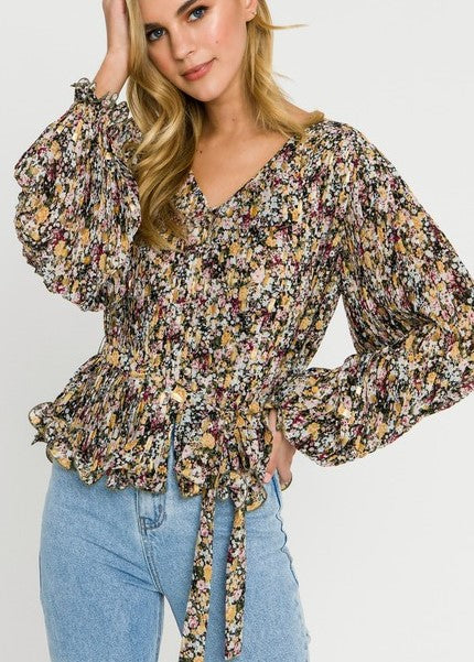 THE JANIE BLOUSE - Cooper & Bailey's