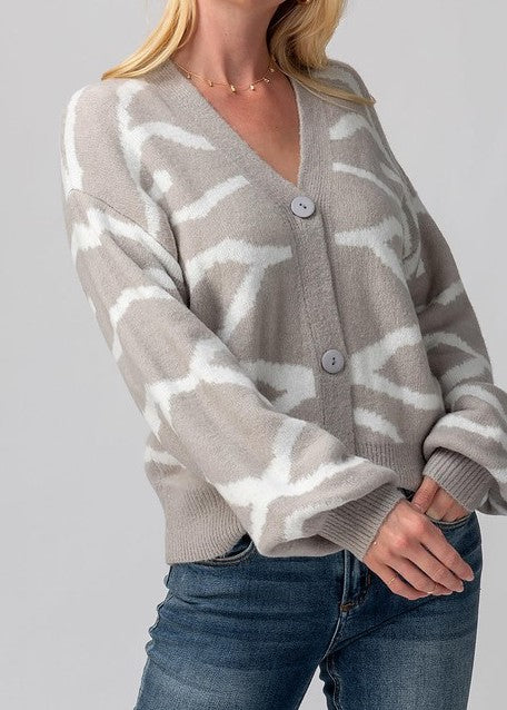 THE MARSHALL SWEATER - Cooper & Bailey's