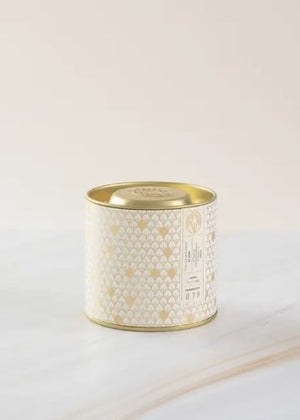 NO. 78 GOLD TIN EMBOSSED LID - Cooper & Bailey's