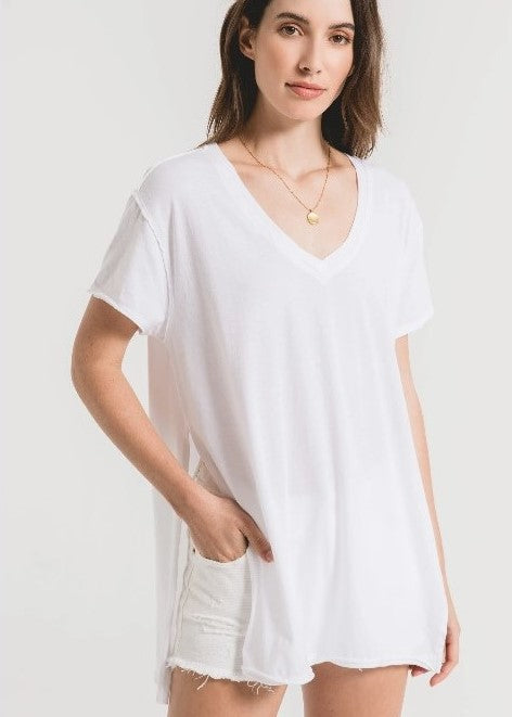 ORGANIC COTTON TUNIC TEE - Cooper & Bailey's
