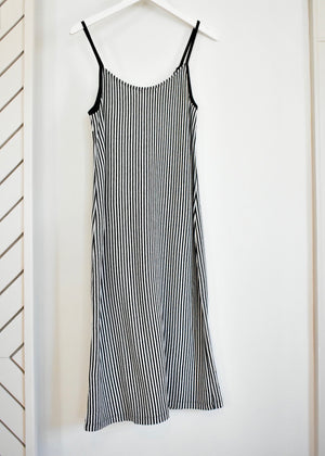 ROSA STRIPE DRESS