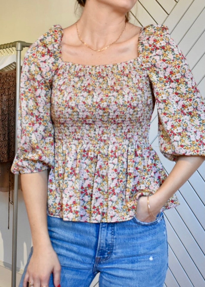 THE GWENDOLYN BLOUSE - Cooper & Bailey's