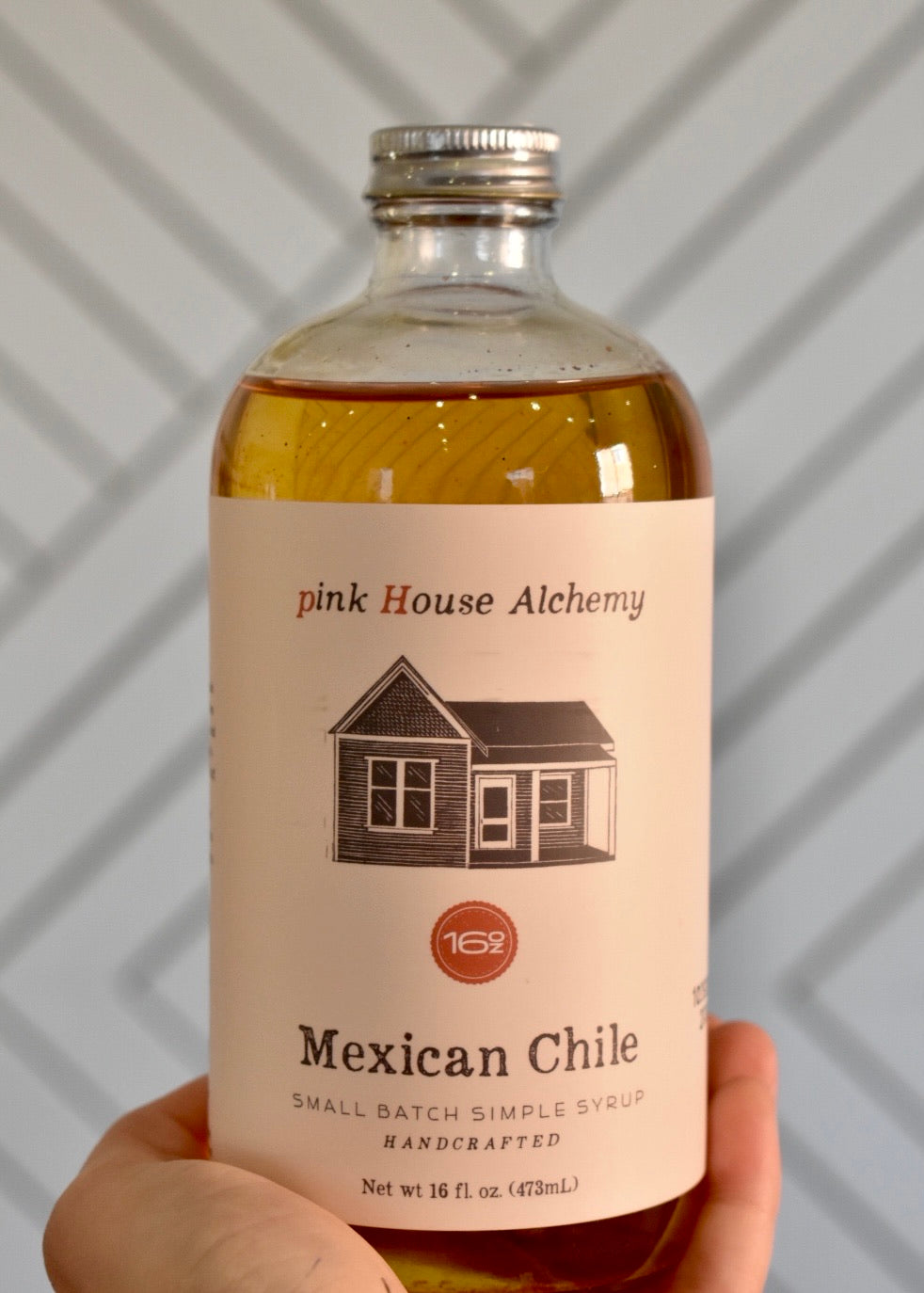 PINK HOUSE MEXICAN CHILE SYRUP - Cooper & Bailey's