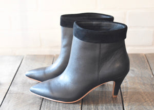 OJAI LEATHER BOOTIES